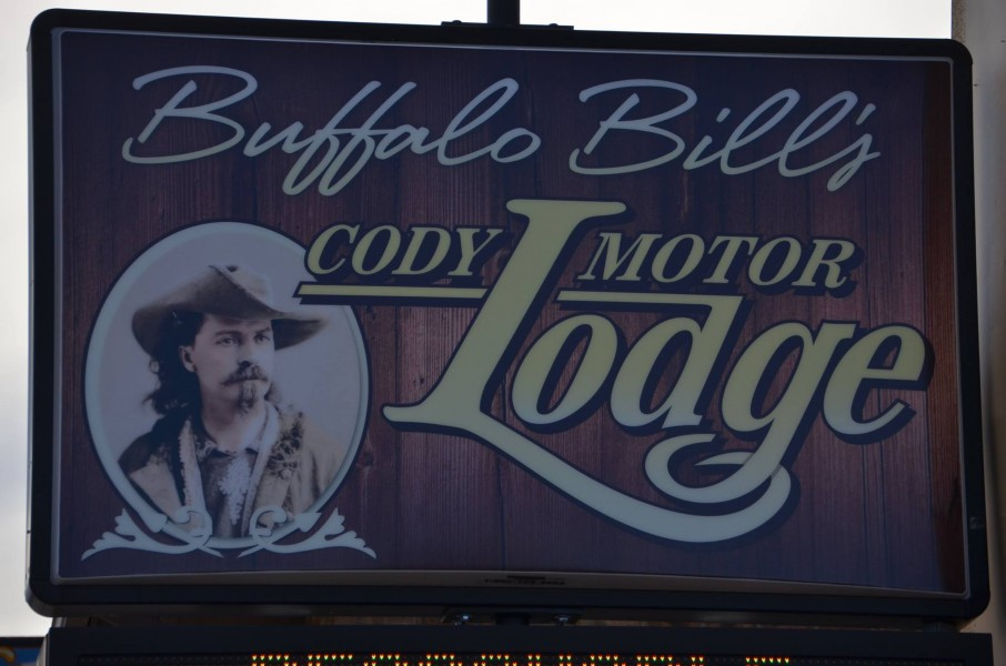 Buffalo Bill i byen Cody